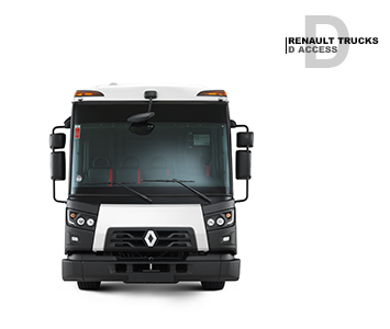 RENAULT TRUCKS D ACCESS