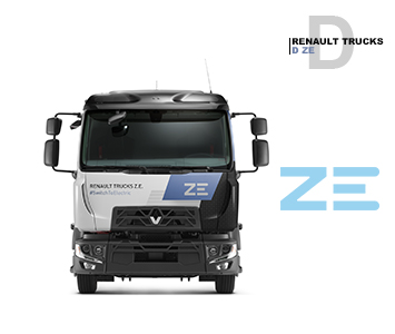 D ZE Renault Trucks | Groupe Marty