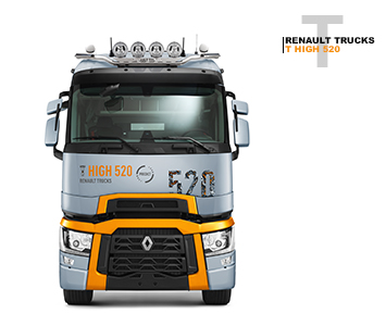 RENAULT TRUCKS T HIGH 520