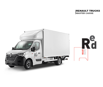 Renault Master Caisse